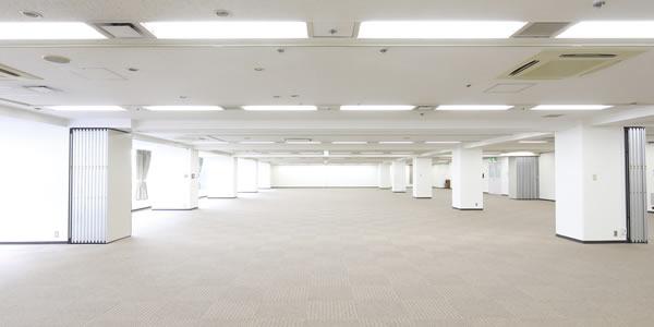 広々とした空間で、素敵なひとときを演出しませんか。